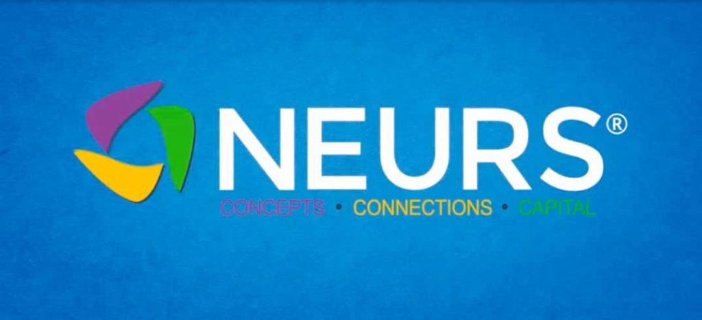 Neurs logo, emprendimiento, negocios online