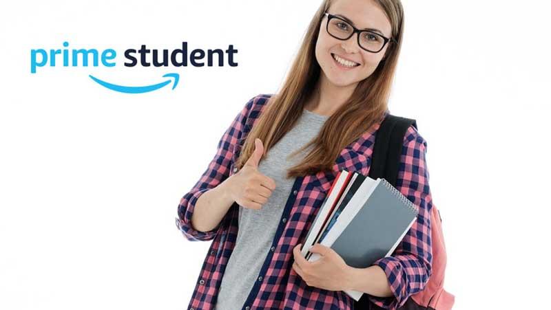 Amazon Prime Student España