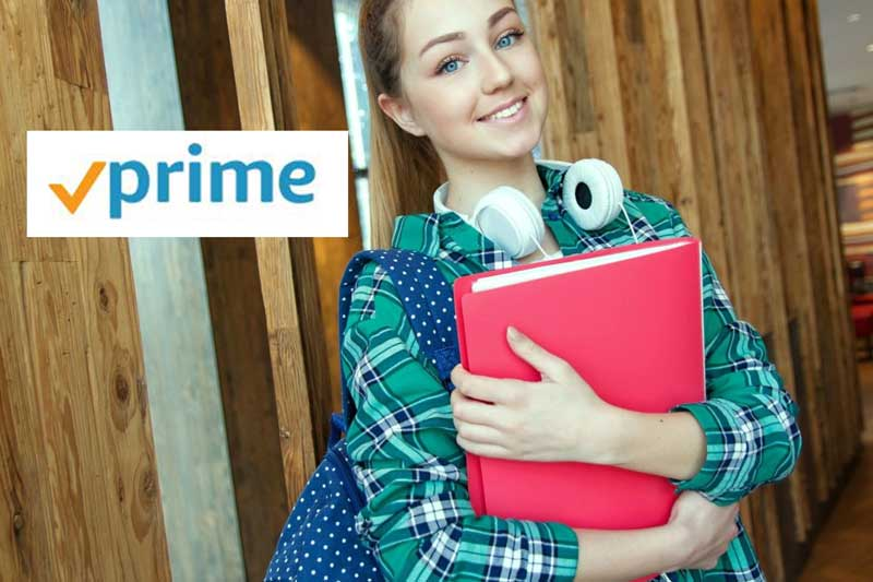 Amazon Prime Student Cómo me apunto