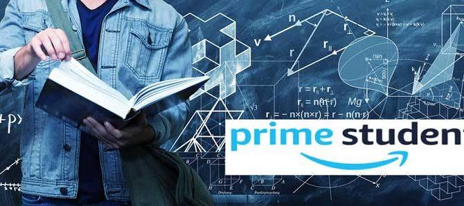 Amazon Prime Student. Aprovecha sus ventajas si eres universitario.
