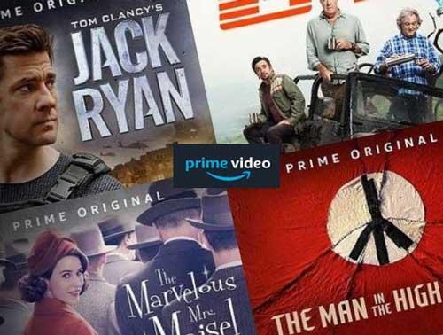 Regalos digitales Amazon Prime Video
