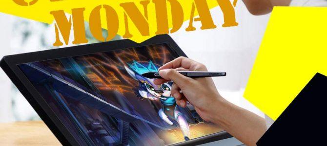 Cyber Monday 2020: Tabletas gráficas. Superofertas