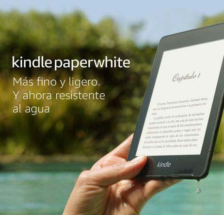 regalos digitales kindle-paperwhite
