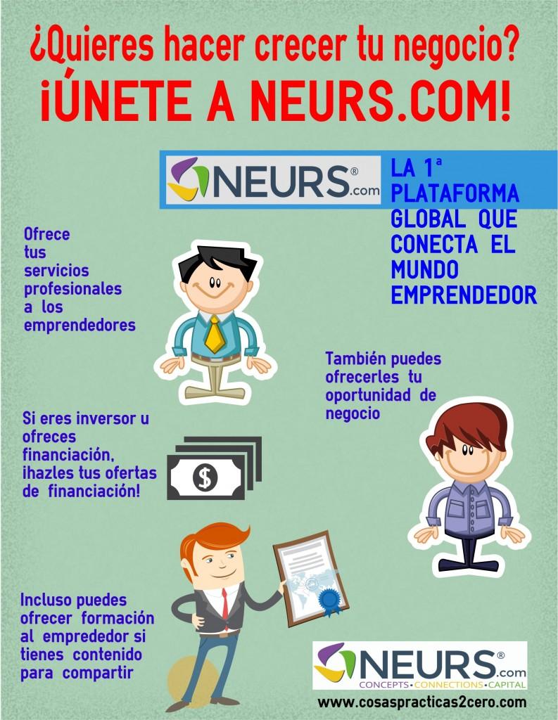 Haz crecer tu negocio con Neurs